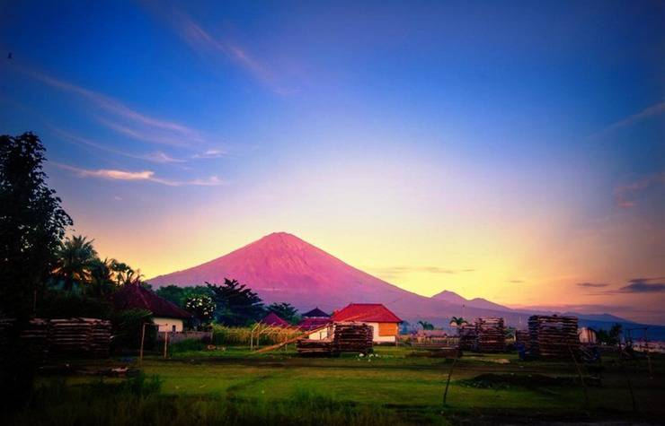 La Bila Dive Resort Amed Bali - Eksterior