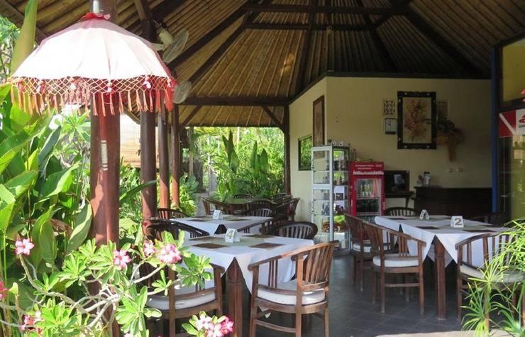 Bila Restaurant & Bungalows Bali - Interior