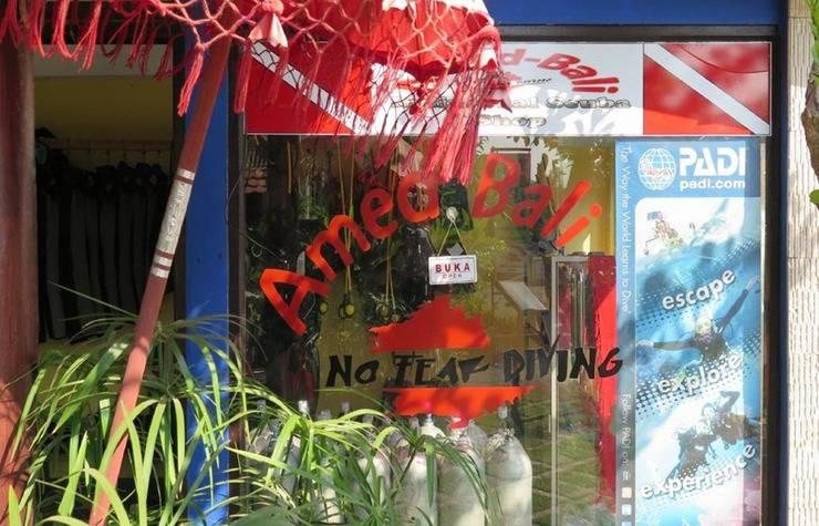 Bila Restaurant & Bungalows Bali - Eksterior