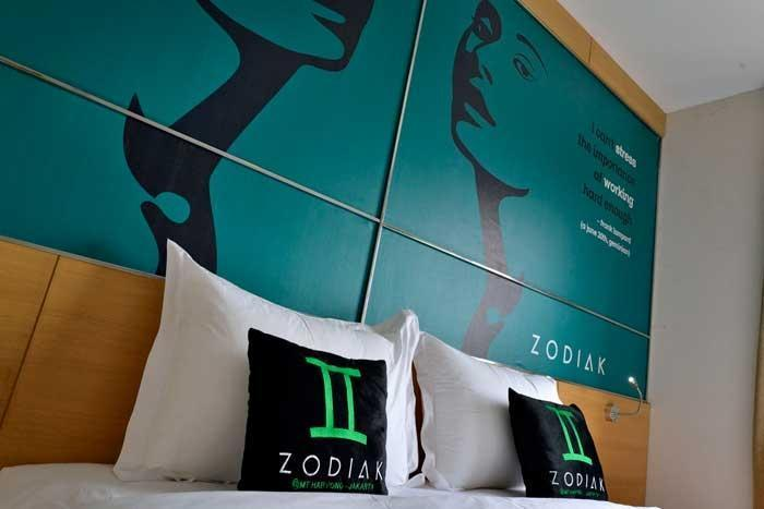 Zodiak MT Haryono by KAGUM Hotels Jakarta - (09/Jan/2014)