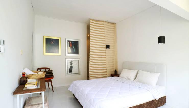 Omah Biu Canggu Bali - Supeiror Room