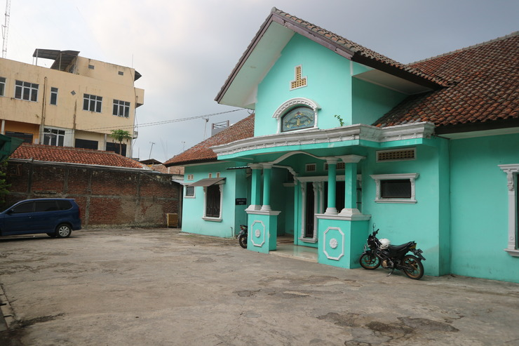 OYO 2395 Hotel Aden 2 Syariah Tasikmalaya - Facade