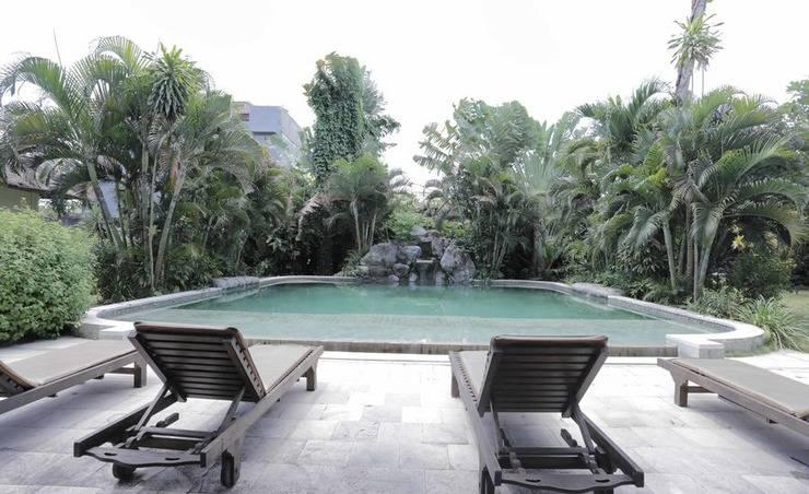 RedDoorz @Bidadari Seminyak Bali - Kolam Renang