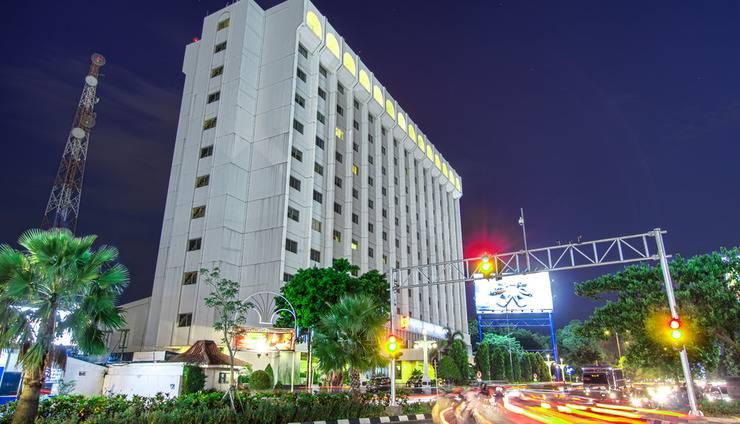 Hotel Sahid Surabaya - Eksterior bangunan