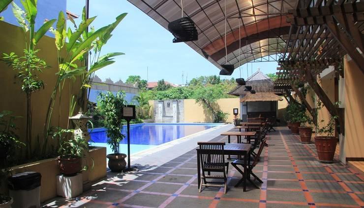 Grand Santhi Hotel Denpasar - Exterior