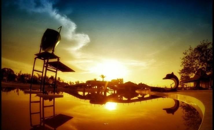Review Hotel Coconut Island Carita (Pandeglang)