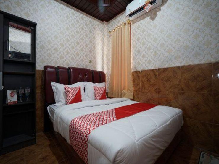 OYO 1234 Hotel Silampari Lubuklinggau - Bedroom