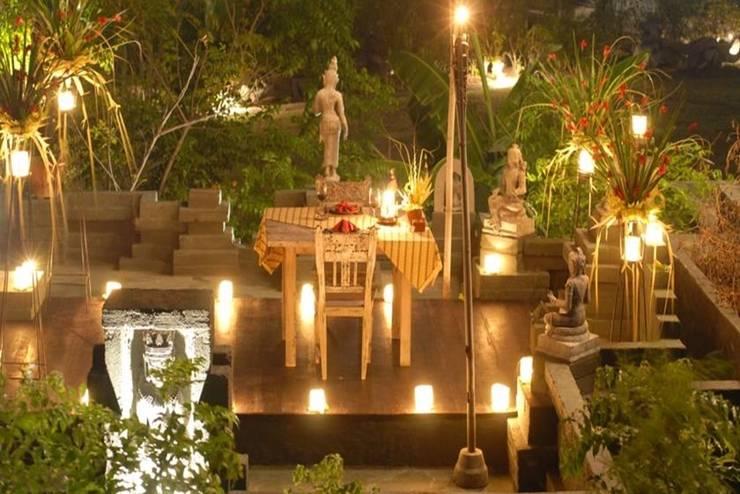 Hotel Tugu Lombok - Makan Malam Romantis