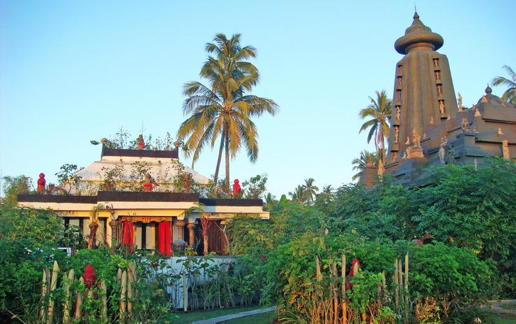 Hotel Tugu Lombok - Puri Dadap Merah Garden