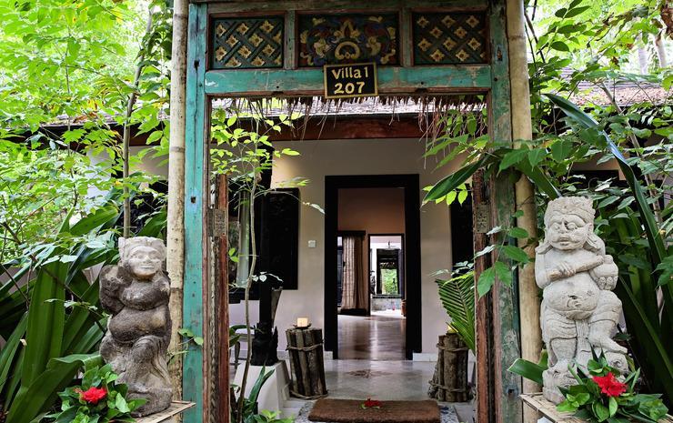 Hotel Tugu Lombok - Svarga Villa
