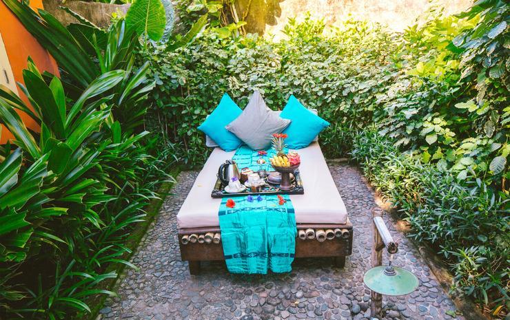 Hotel Tugu Lombok - Aloon Aloon