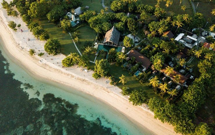 Hotel Tugu Lombok - View