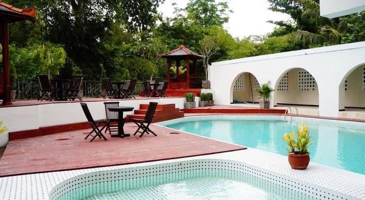 D'Salvatore Art & Boutique Hotel Yogyakarta - Eksterior