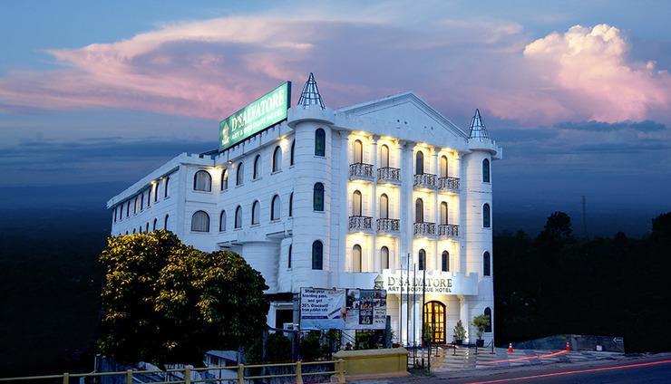 D'Salvatore Art & Boutique Hotel Yogyakarta - Facade