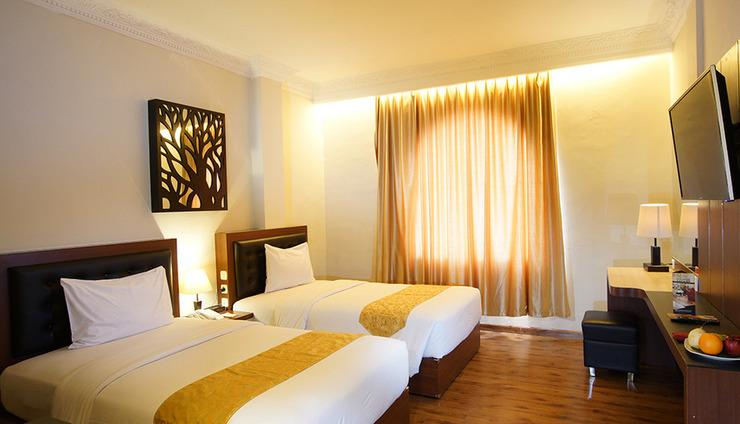 D'Salvatore Art & Boutique Hotel Yogyakarta - Superior Twin Bed