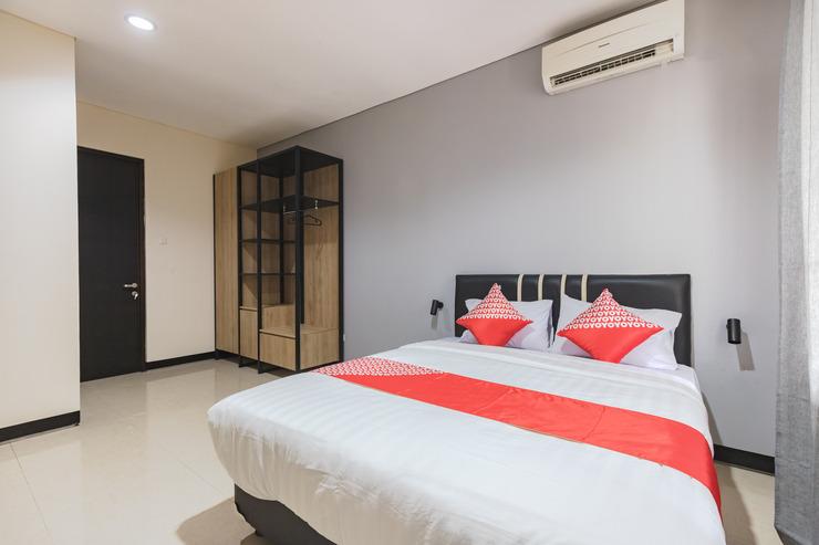 OYO 1497 De Lugano Syariah Tangerang Selatan - Guestroom DD