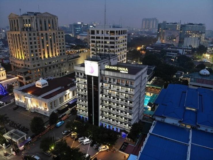 Hotel Inna Dharma Deli Medan - Gedung Grand Inna Medan