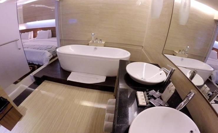 Grand Guci Hotel Bandung - Kamar mandi