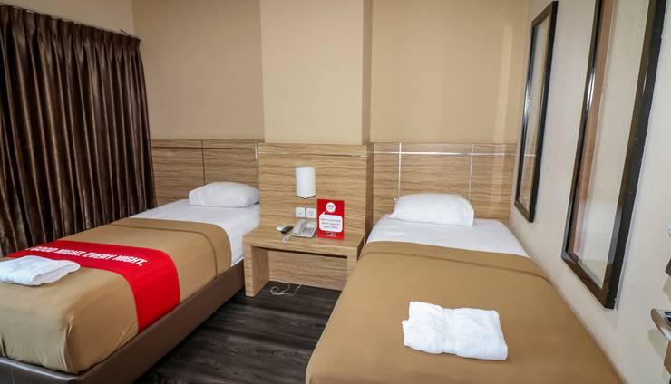 NIDA Rooms Flora Cikini Grand Indonesia - Kamar tamu