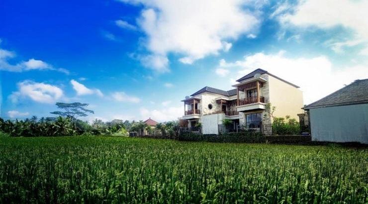 Villa Kirani Ubud Bali - Exterior