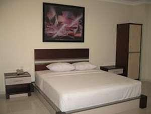 Hotel Belle View Semarang - Tempat tidur double
