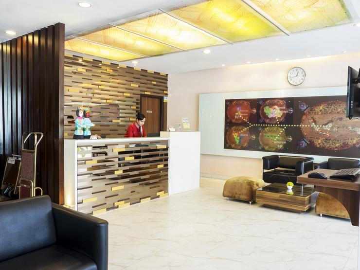 d'primahotel WTC Mangga Dua Jakarta - Lobby