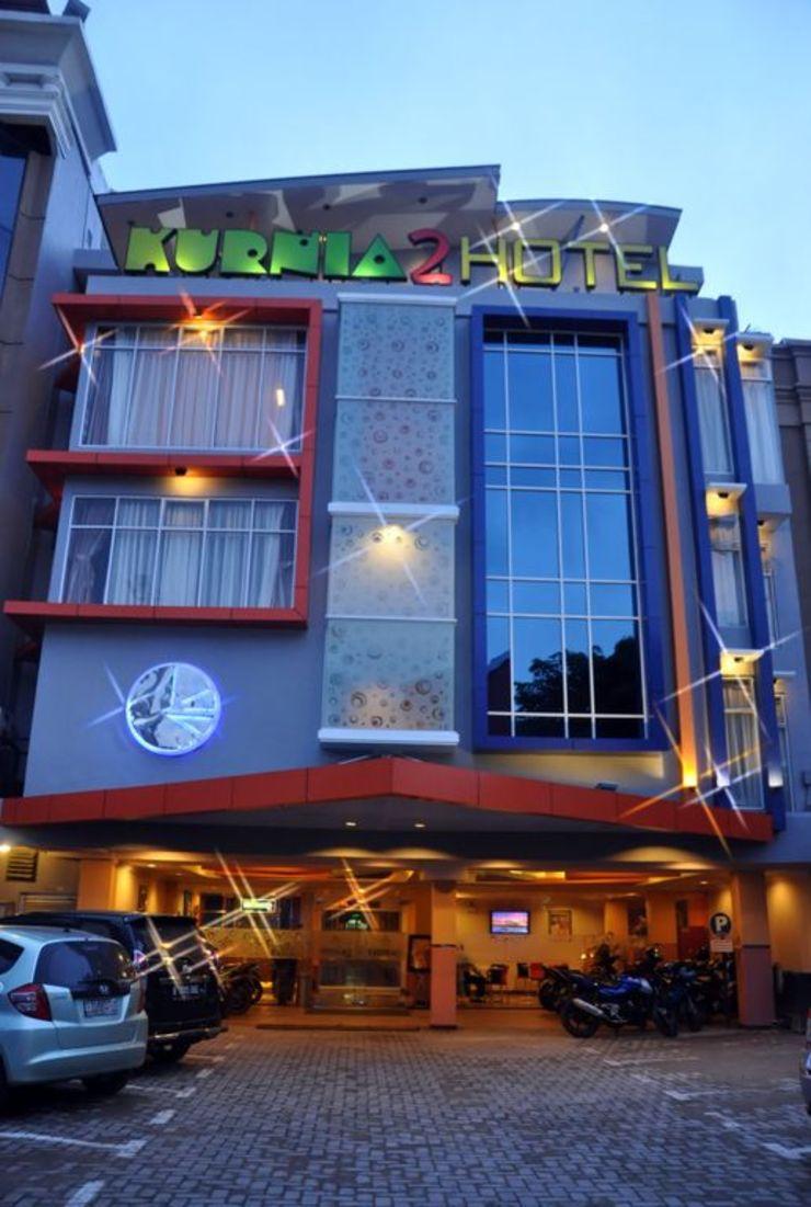 Kurnia Dua Hotel Bandar Lampung - Facade
