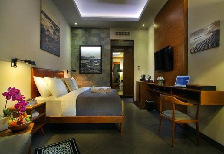 Akana Boutique Hotel Sanur Bali - Deluxe Room Pool View