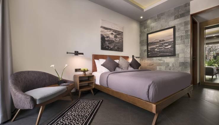Akana Boutique Hotel Sanur Bali - Deluxe Samping Kolam Renang