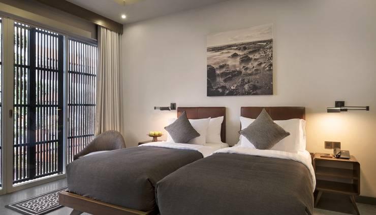 Akana Boutique Hotel Sanur Bali - Kamar Superior Twin tempat tidur