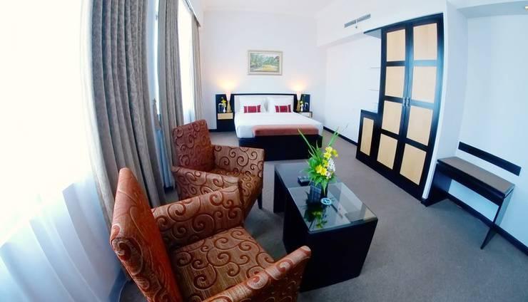 Hotel Grand Jatra Pekanbaru - Executive Room