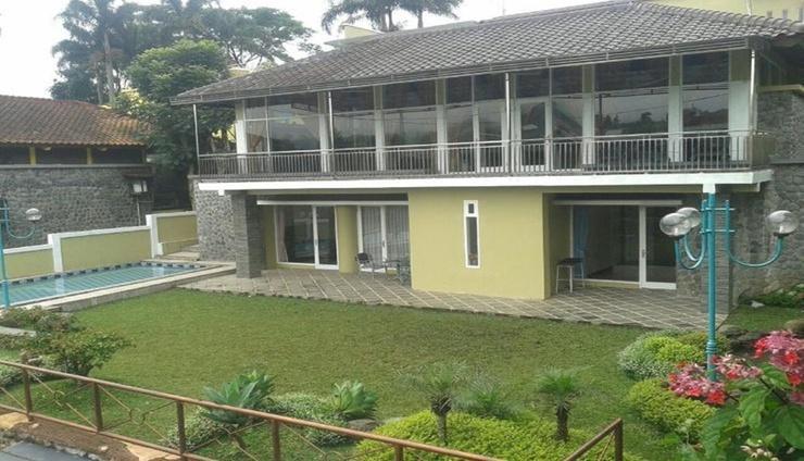 Villa Bukit Danau By DCM Cianjur - Exterior