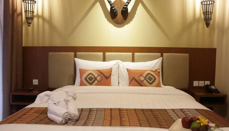 Baobab Safari Resort Pasuruan - Deluxe Room