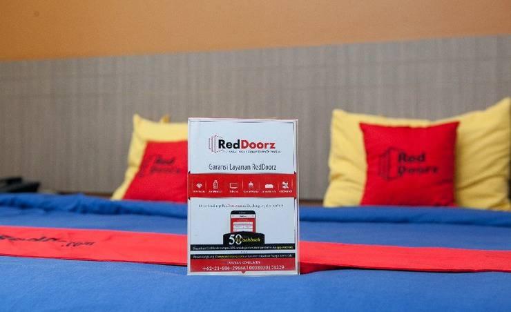 RedDoorz @Cassa Pasteur Bandung - Guestroom