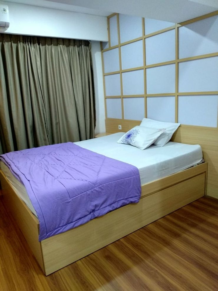 Jardin Apartment by Tempat Singgah Bandung - Room