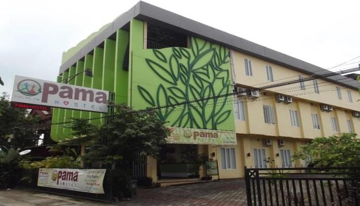 Pama Hostel Tulungagung - Exterior