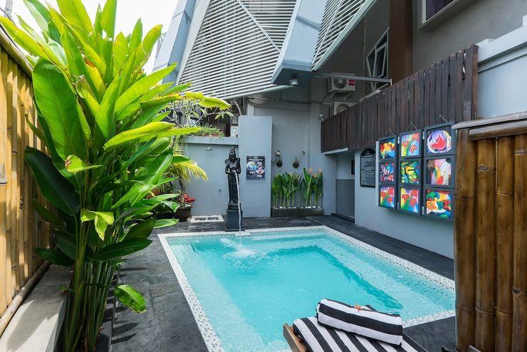 Hotel Neo Kuta Jelantik - Outdoor Pool