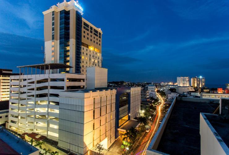 Hotel Menara Bahtera Balikpapan - Appearance