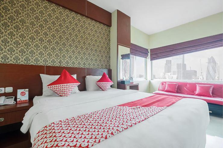 Capital O 454 Raising Hotel Makassar - Bedroom Su/D