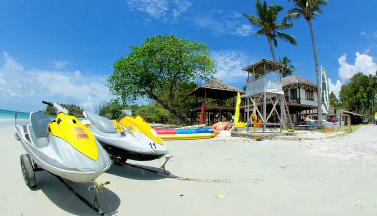 Nirwana Resort Hotel Bintan - Sea Sport Centre