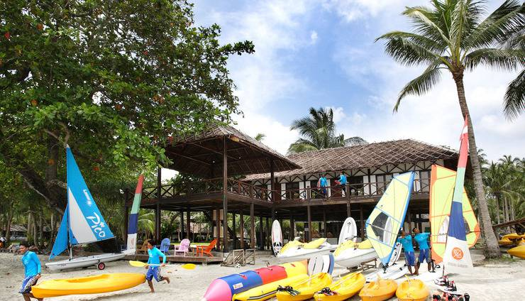 Nirwana Resort Hotel Bintan - Sea Sport Center 2