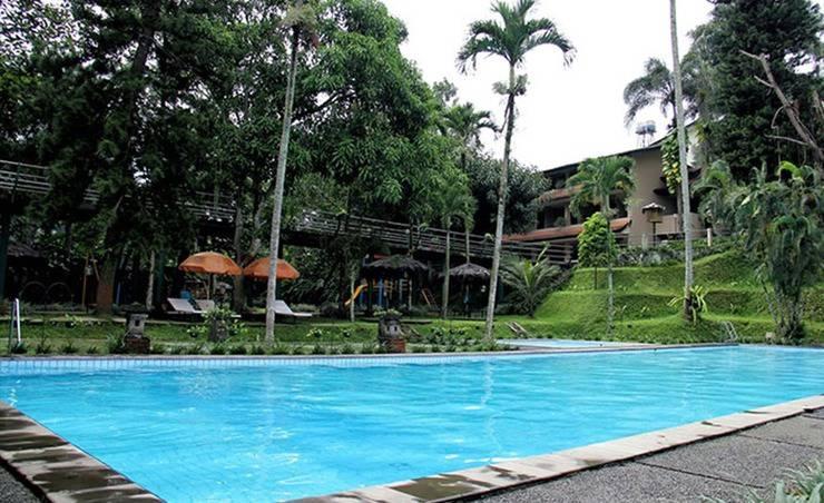 Hotel Augusta Sukabumi Sukabumi -