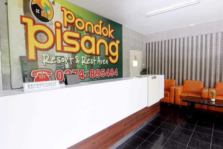 Hotel POPI (Pondok Pisang) Kaliurang - Reception