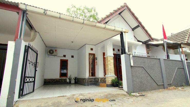 D'Java Homestay Unit Seturan by The Grand Java Yogyakarta - Exterior