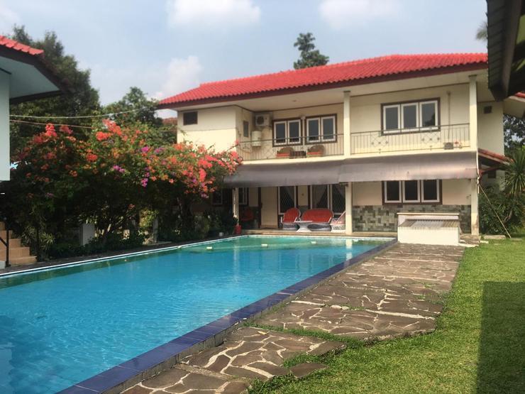 Villa Yosky Bogor - Villa Anggrek