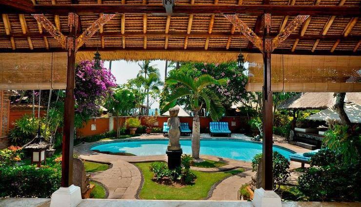 Puri Mas Boutique Resort & Spa Lombok - Exterior