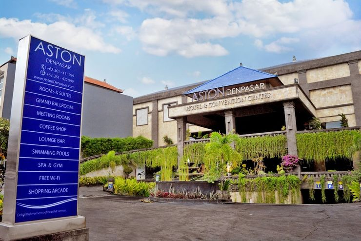 Aston Denpasar - Front of Property