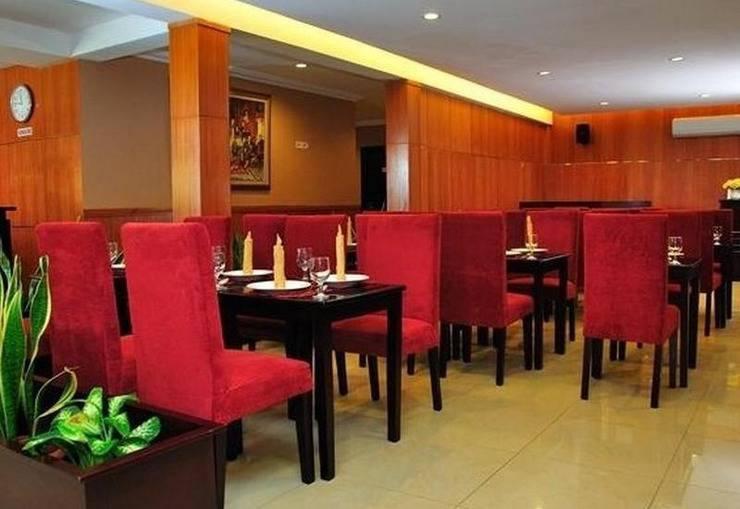 Feodora Airport Hotel Palembang - Restaurant