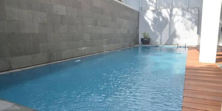 3 BR Pool Villa Dago City View Bandung -