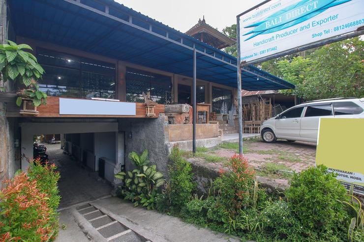 Airy Ubud Raya Gentong Bali Bali - Property Building
